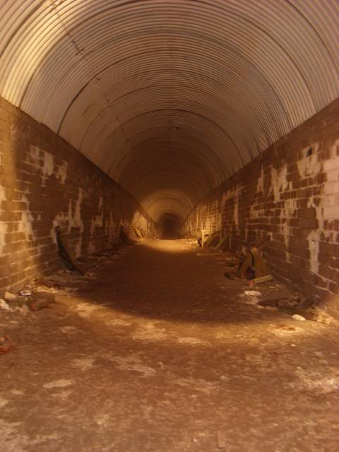 Shorts Brothers Tunnels, Rochester, Kent