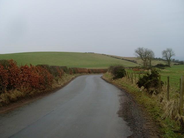 Cairnmuir Road