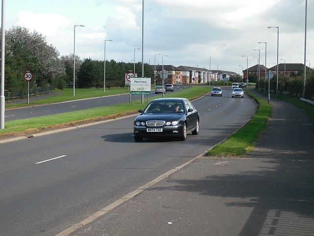 A79, Prestwick