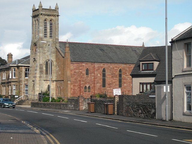 Monkton & Prestwick North Parish Church