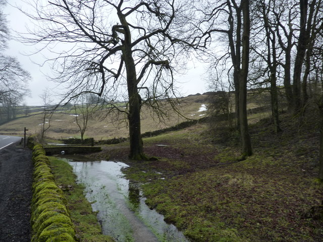 Brook Bottom, Manchester Road, Tideswell