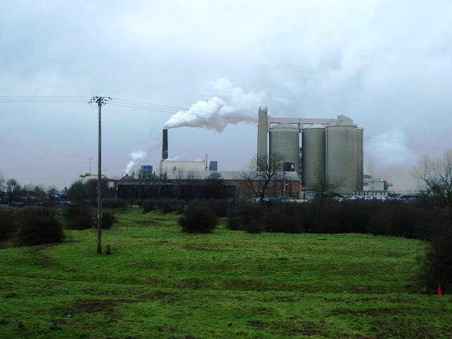 British Sugar factory, Newark