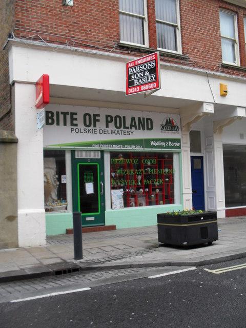 Bite of Poland in York Road