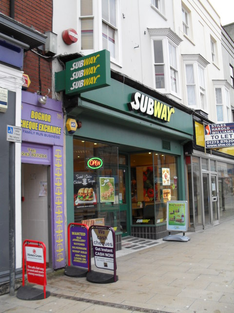 Subway in the High Street