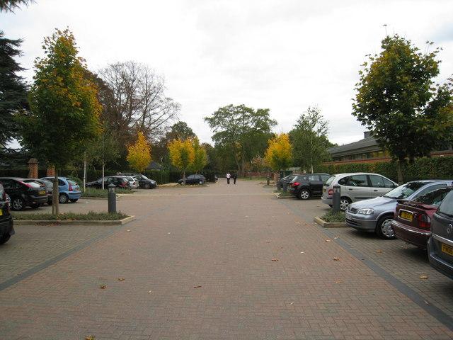 Bernard Miller Centre car park
