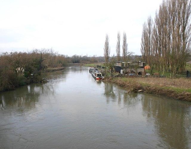 Boat House, River Soar, Cossington