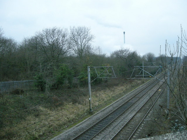 Rugby-Coventry Railway line