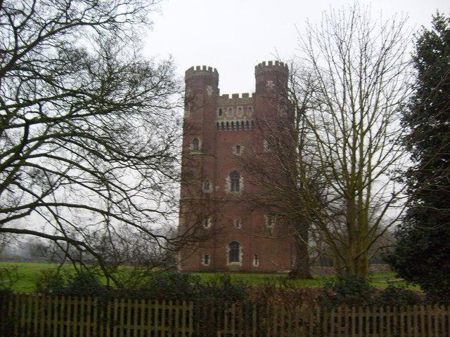 Tattershall Castle Keep