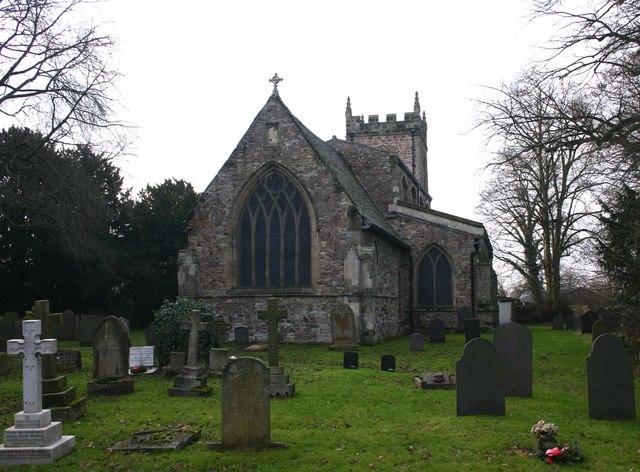 All Saint's Church, Cossington