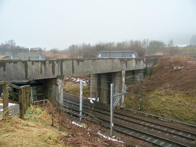 West Coast Main Line And Aqueduct