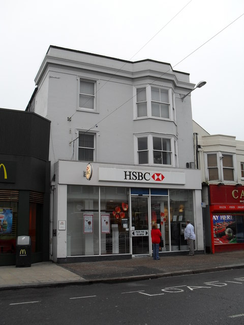 HSBC in the High Street