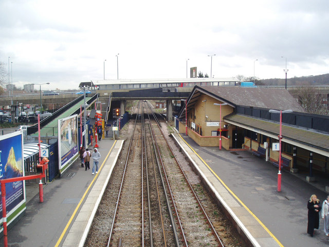 Abbey Wood station