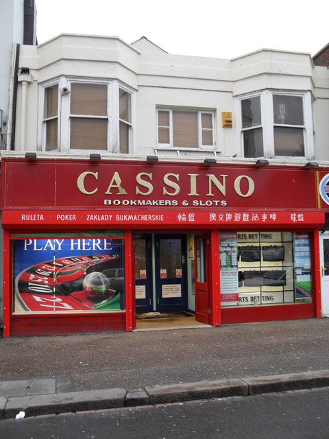 Cassino in the High Street