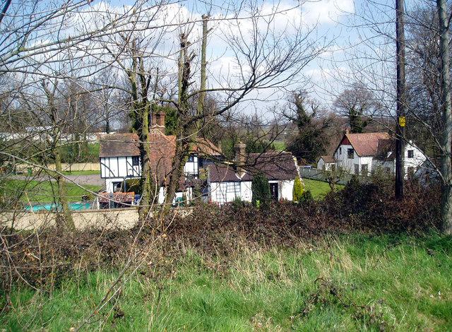 Houses on Chapmans Lane