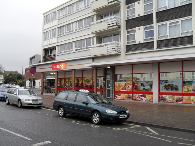 Iceland in the High Street