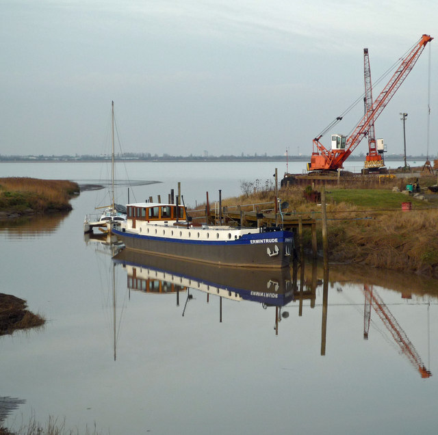 Reflections, Barrow Haven