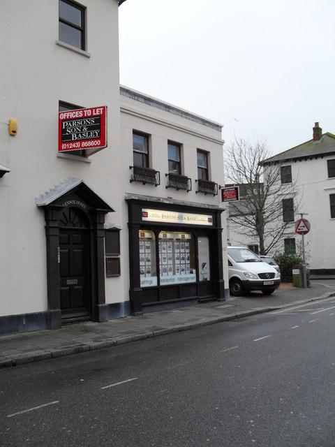Estate agents in Lennox Street