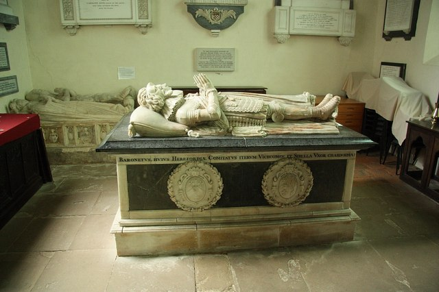 The Kyrle tomb