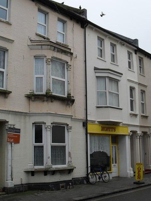Monty's in Lennox Street