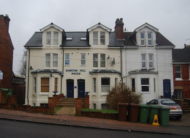 Dunstan Hill House, Dunstan Rd