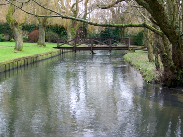 River Dun, Lockerley