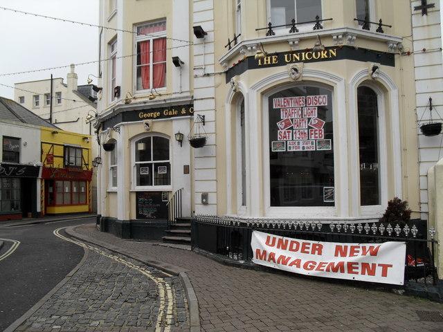 The Unicorn in Norfolk Street