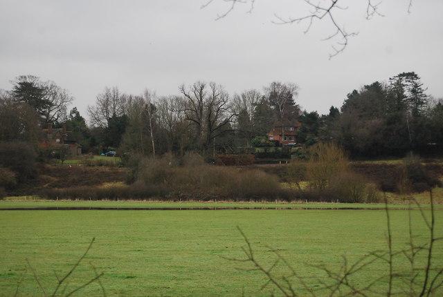 View towards Penshurst
