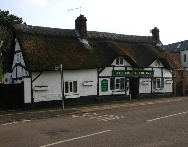 The Free Trade Inn, Sileby