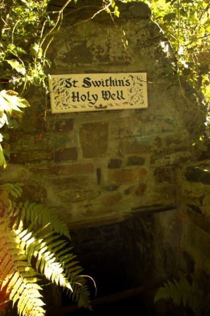 St Swithin's holy well