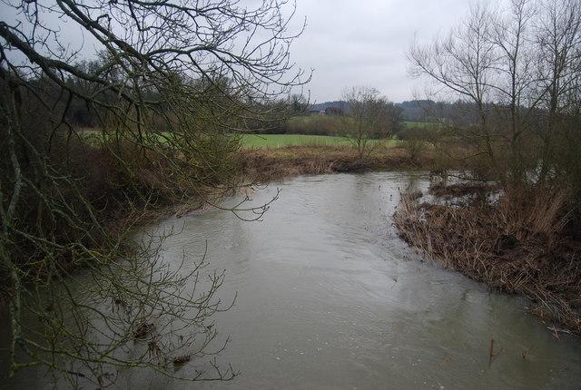 River Eden downstream