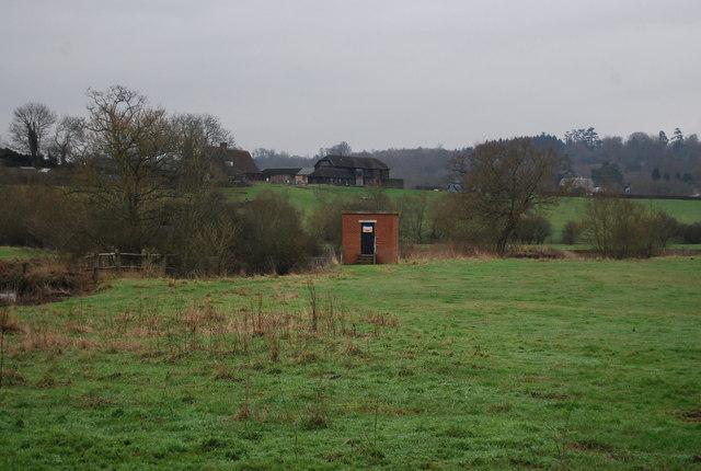 Water Gauging Station, River Eden