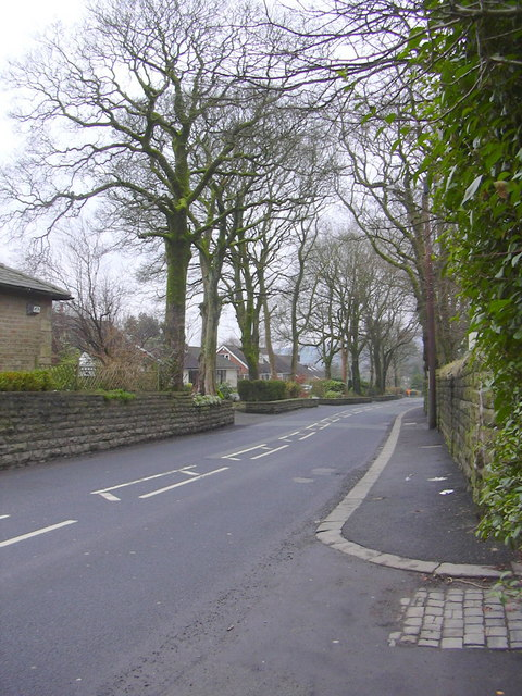 Helmshore Road, Flaxmoss