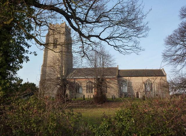 St Mary's Church, Erpingham