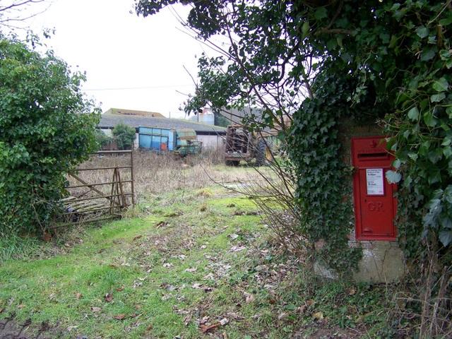 Farmyard, Pittleworth Farm