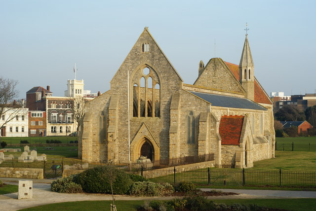 The Garrison Church, Portsmouth