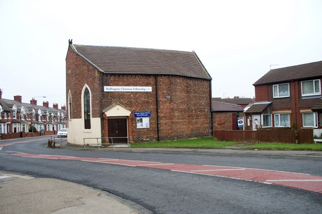The Church of Bedlington Christian Fellowship (2)