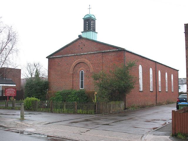 St Nicholas church, Kidbrooke
