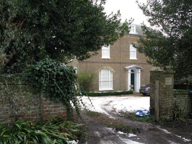 Way House on Wayborough Hill