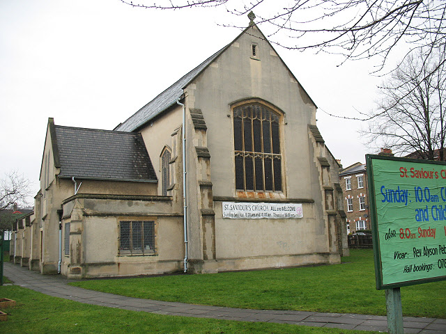 St Saviour's church, Brockley Rise