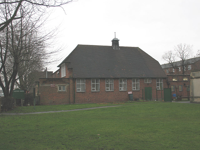 St Saviour's hall, Brockley Rise