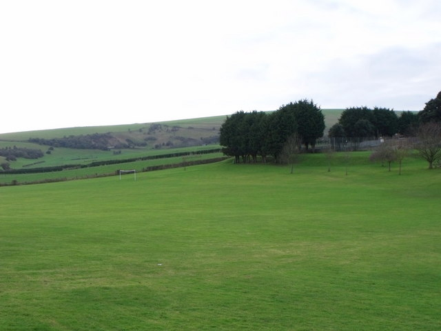 Northease Manor School playing fields, East Sussex