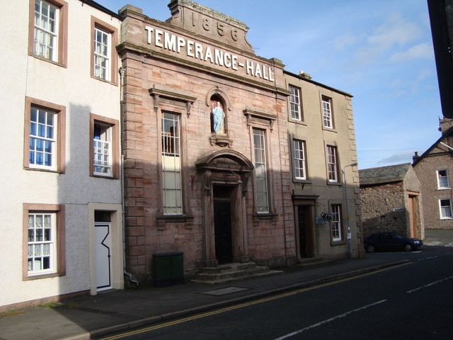 Temperance Hall, Victoria Square, Kirkby Stephen
