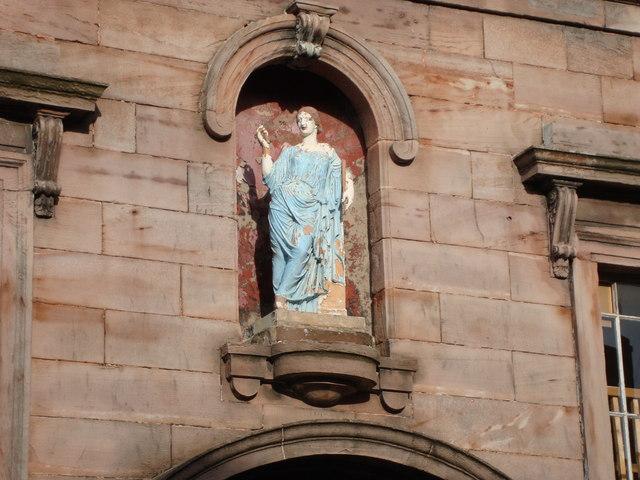 Statue of Temperance