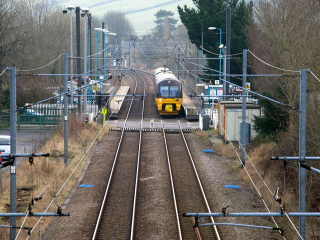 Cononley Station