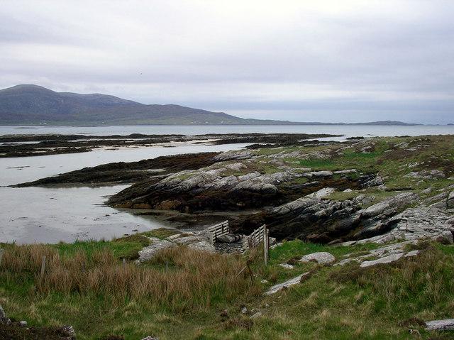The Chanais Peninsula: Isle of Killegray