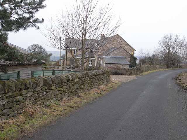 Broomley Wood House