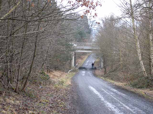 A68 overbridge