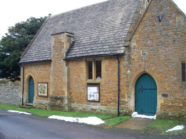 Old School, Barton-on-the-Heath