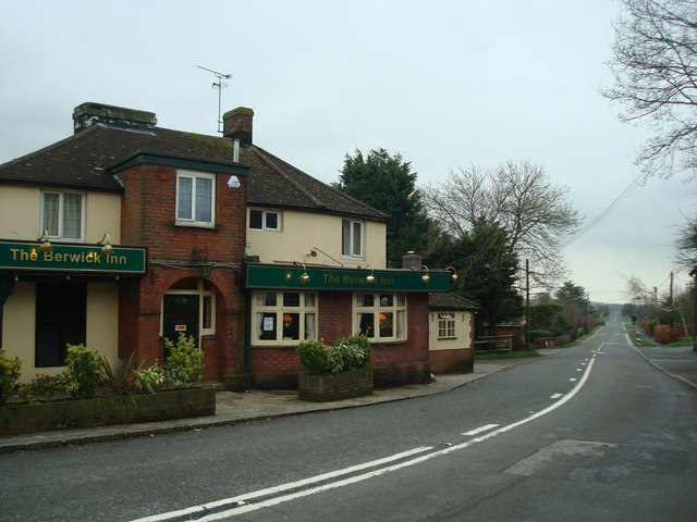 The Berwick Inn public house