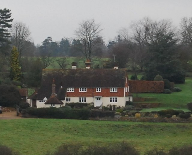 Farmhouse, Doubleton Farm